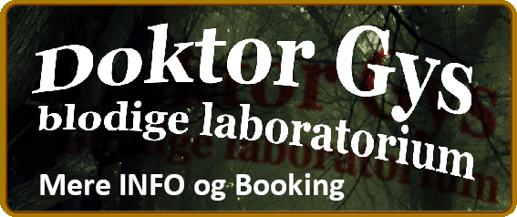 Doktor Gys blodige laboratorium - Workshop og event med special effekter til film.